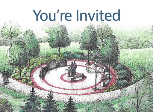 Celebrate the Physician Tribute Garden